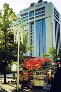 Из улиците на Баку