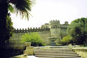 Из стария град на Баку