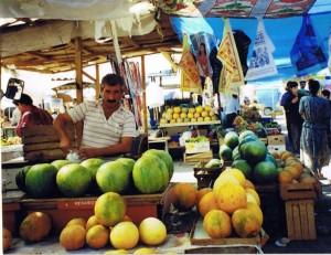 Азебрайджан - Пазар